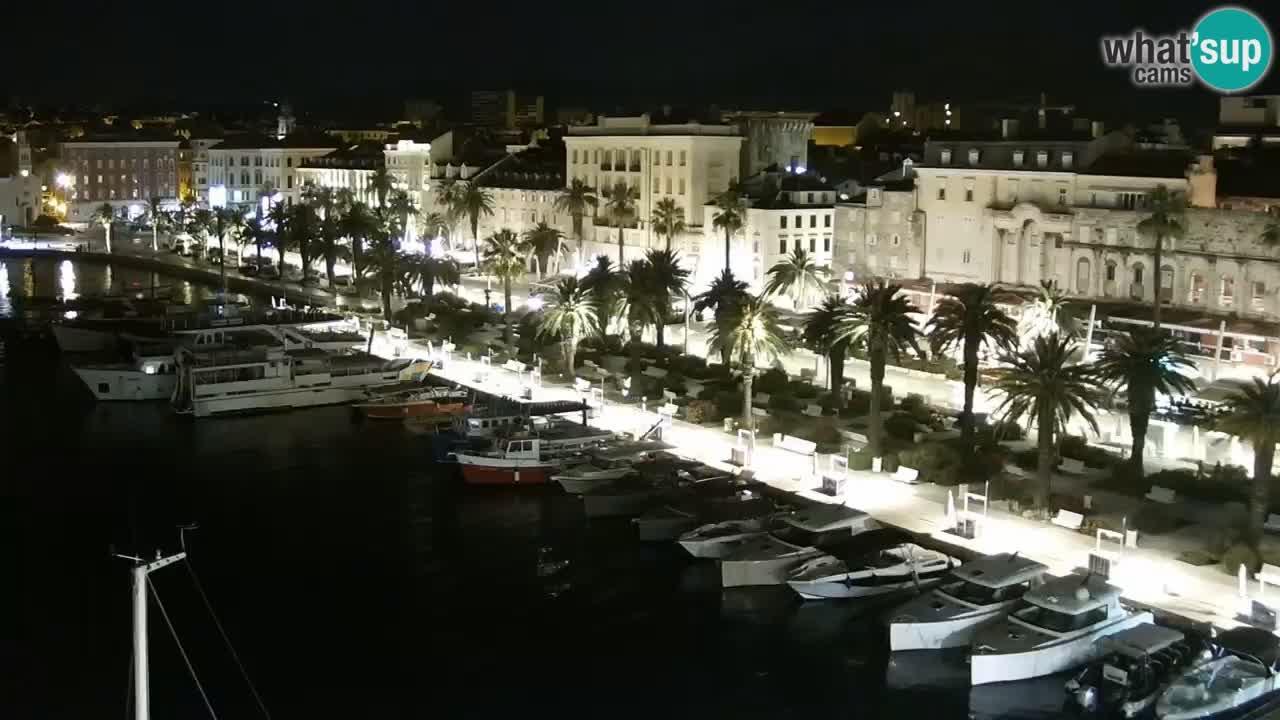 Livecam Split riva