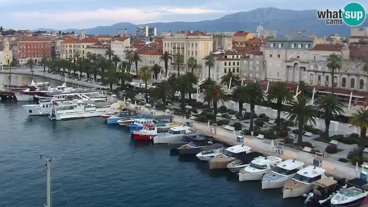 Webcam Split Dalmatia