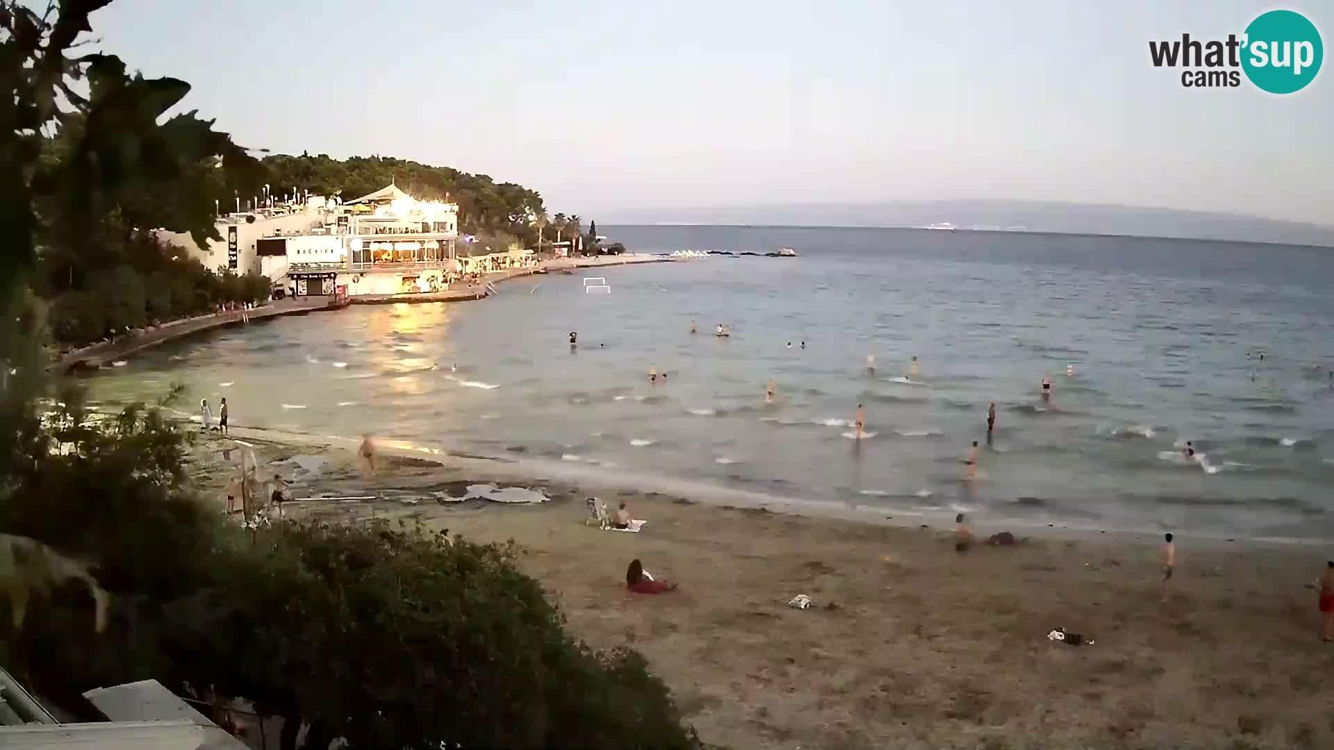 Webcam Live – Split – Strand Bačvice