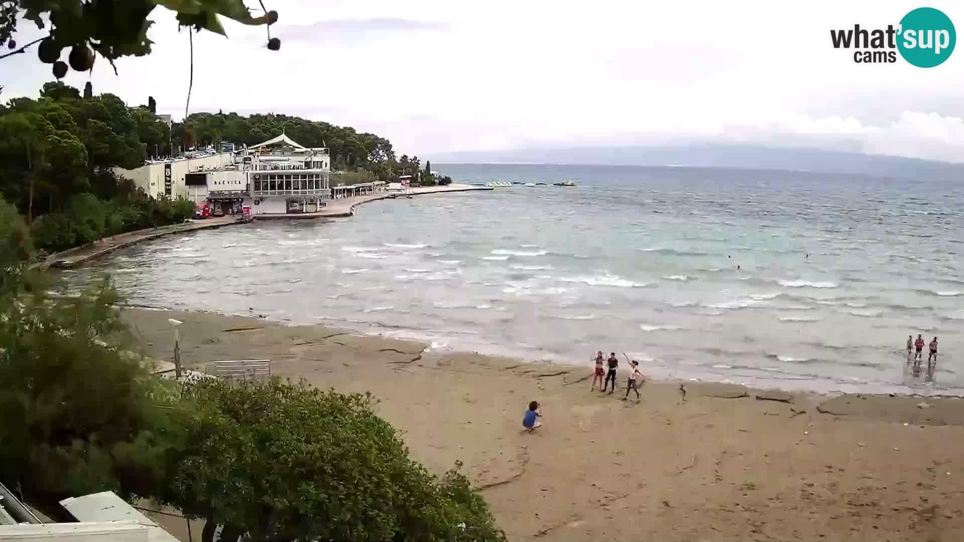 Spletna kamera Split – plaža Bačvice