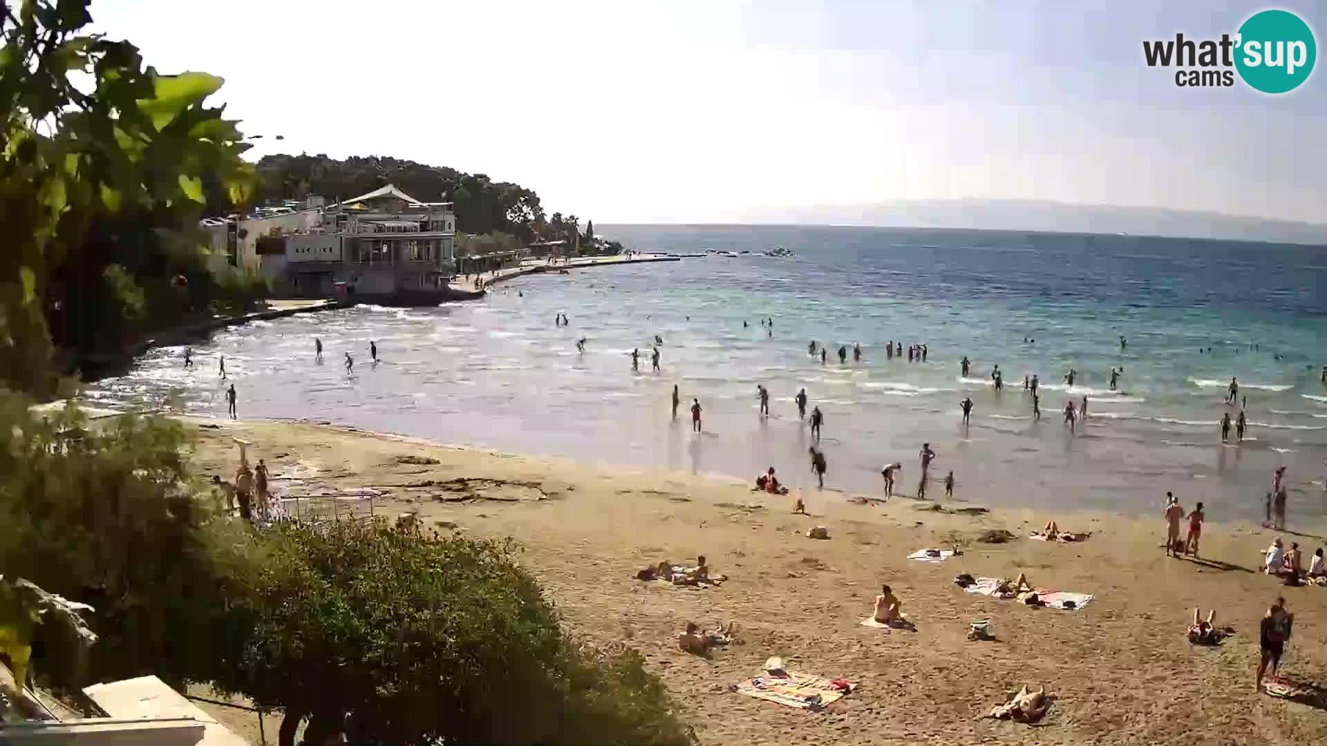 Webcam Live – Split – plage Bačvice