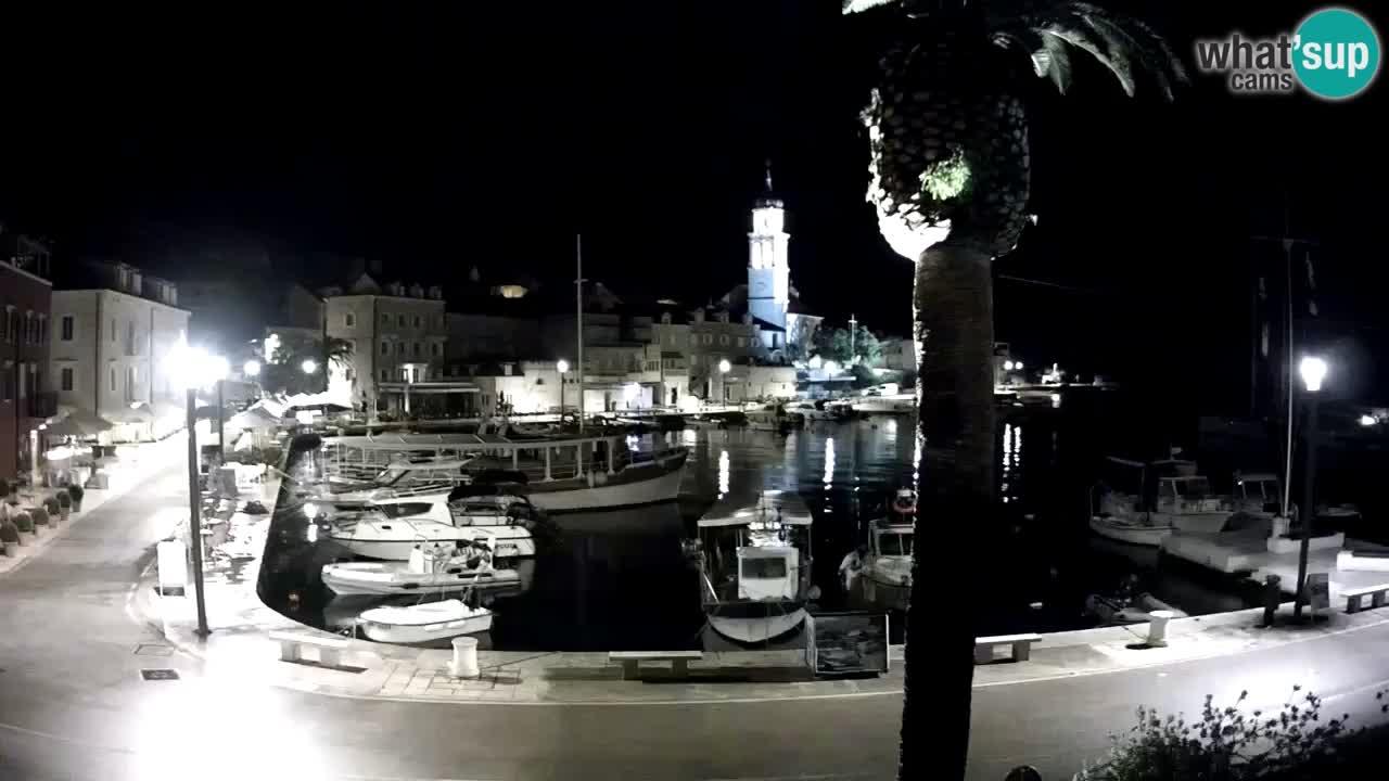 Webcam San Giovanni di Brazza – isola di Brazza