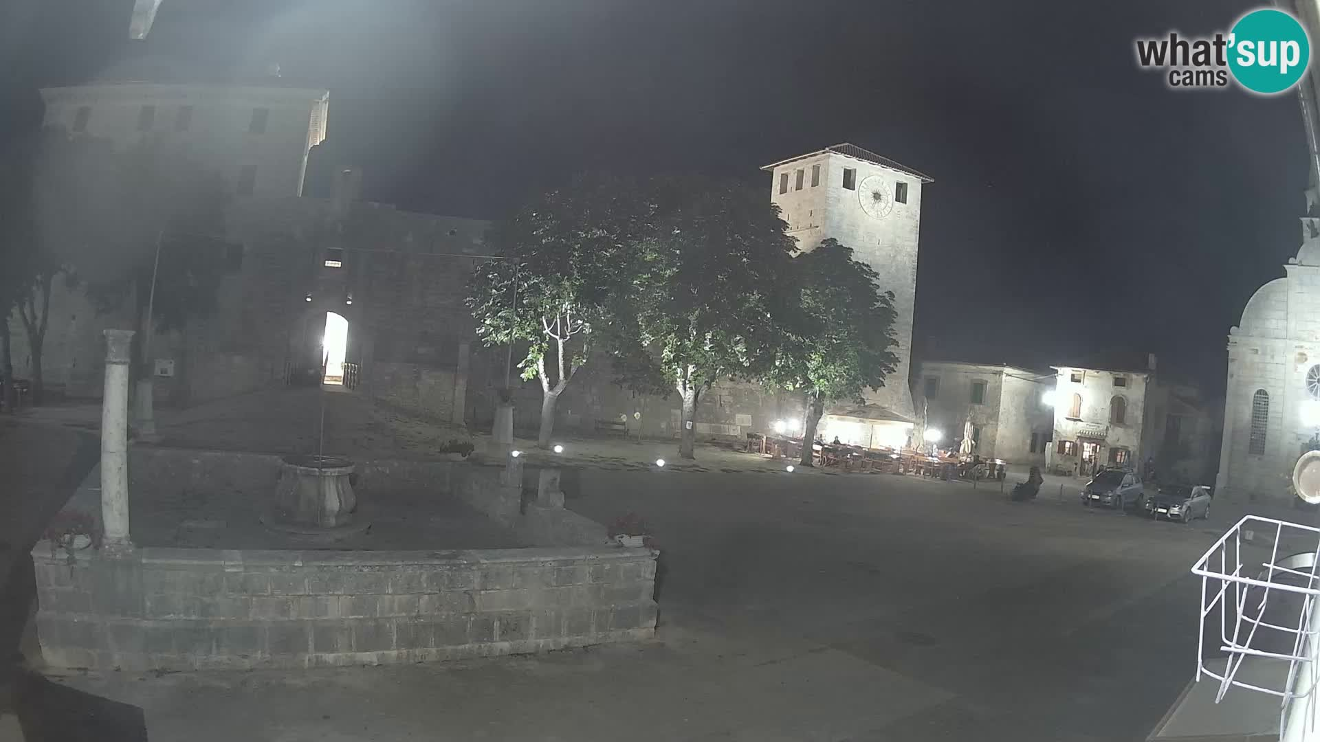Web kamera Svetvinčenat – Dvorac i zdenac – Istra – Hrvatska