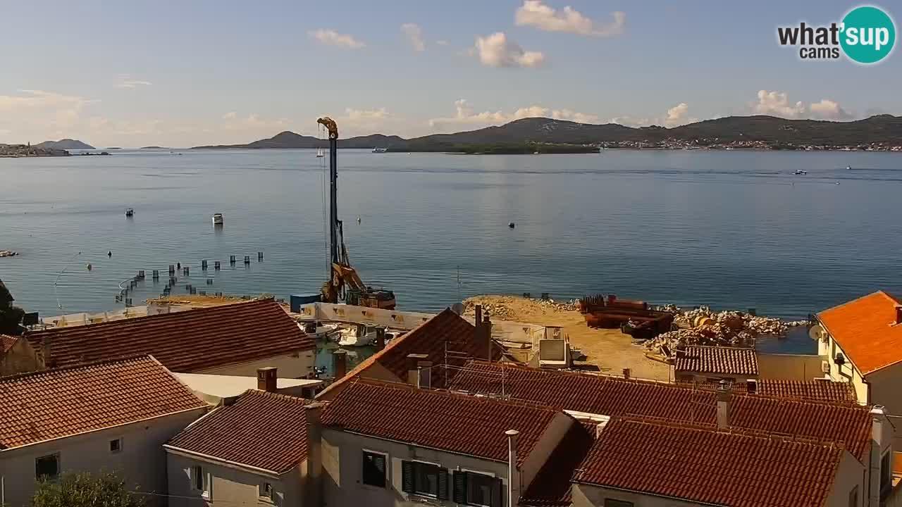 Sveti Filip i Jakov webcam