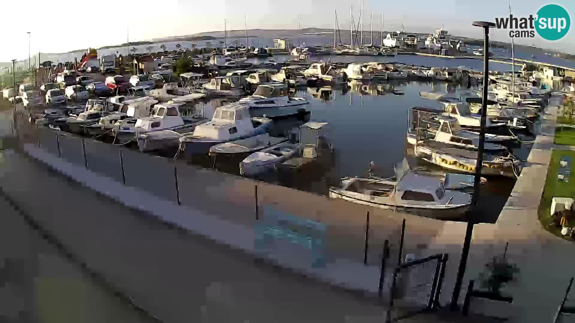 Webcam Live Tkon – puerto deportivo