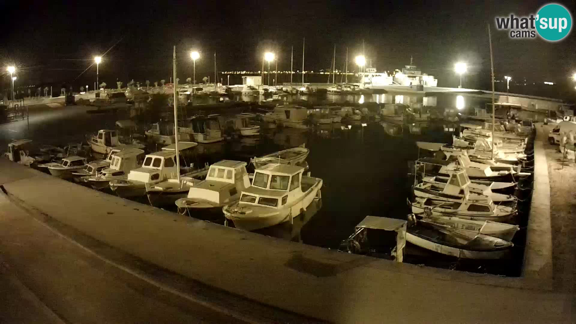 Webcam Live Tkon – port de plaisance