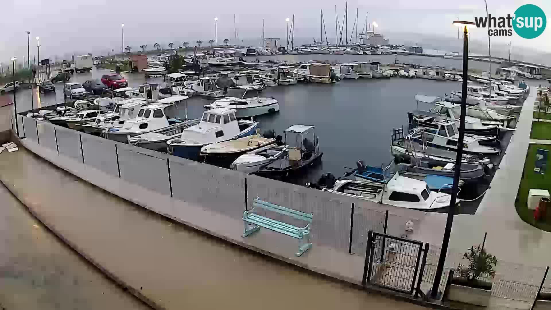 Web kamera Tkon – Marina