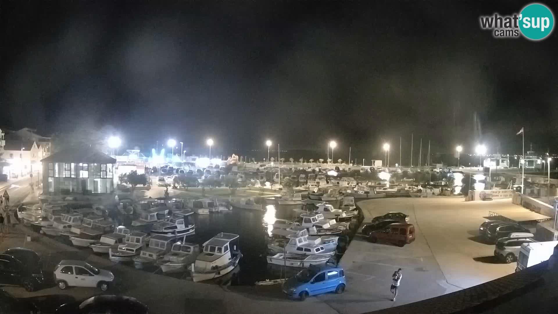 Webcam Live Tkon – Marina und den Hafen