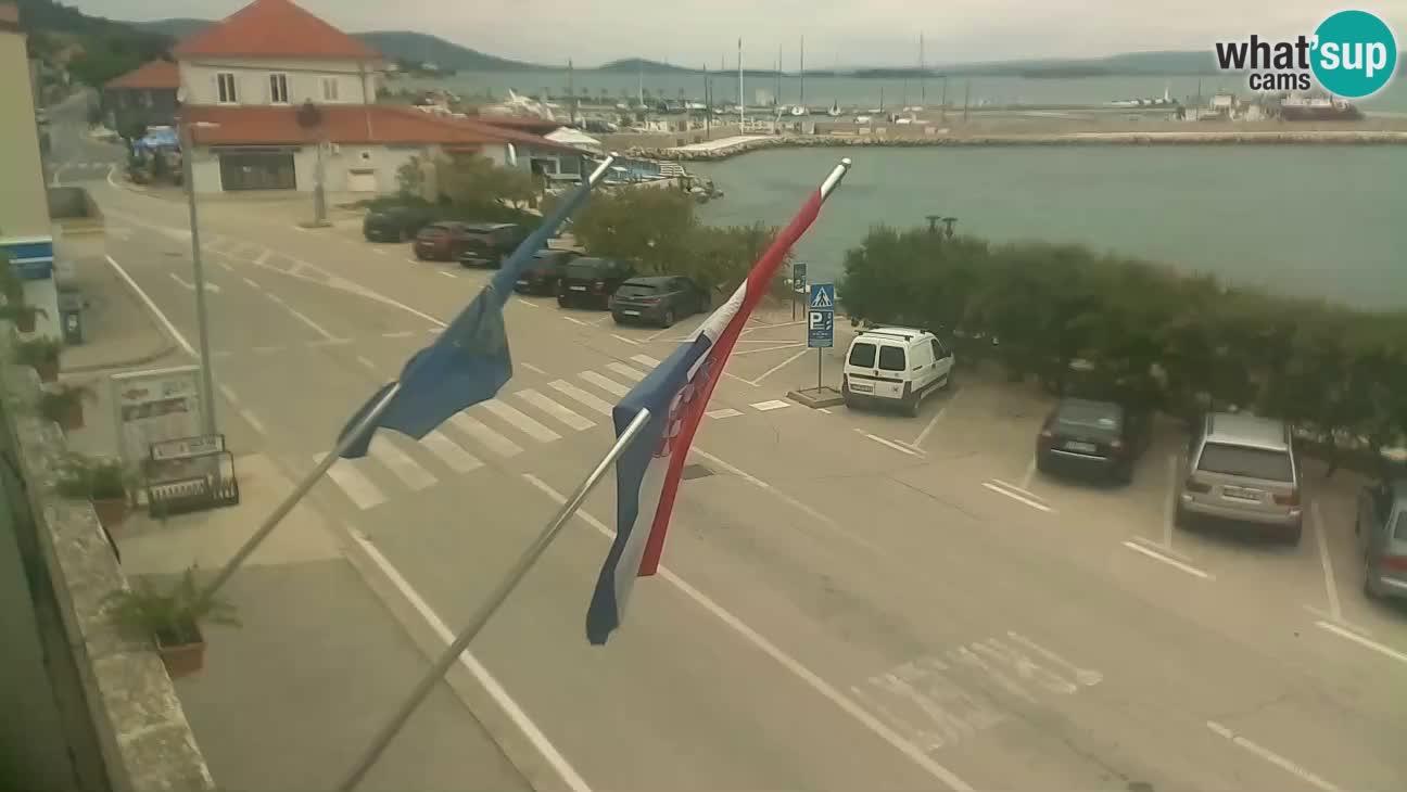 Webcam Tkon  (Pašman)