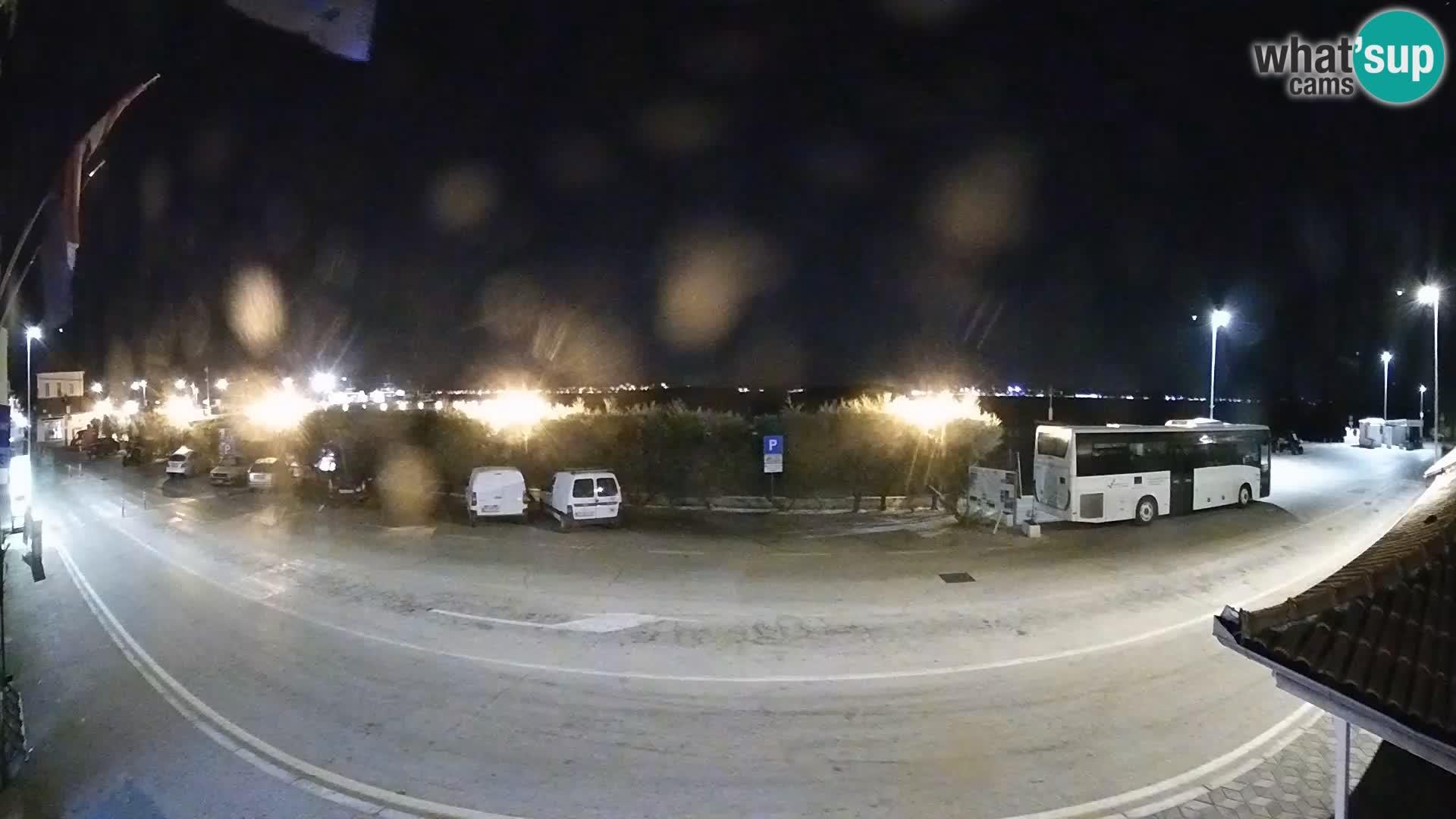 Webcam Tkon – Fährschiff-Terminal