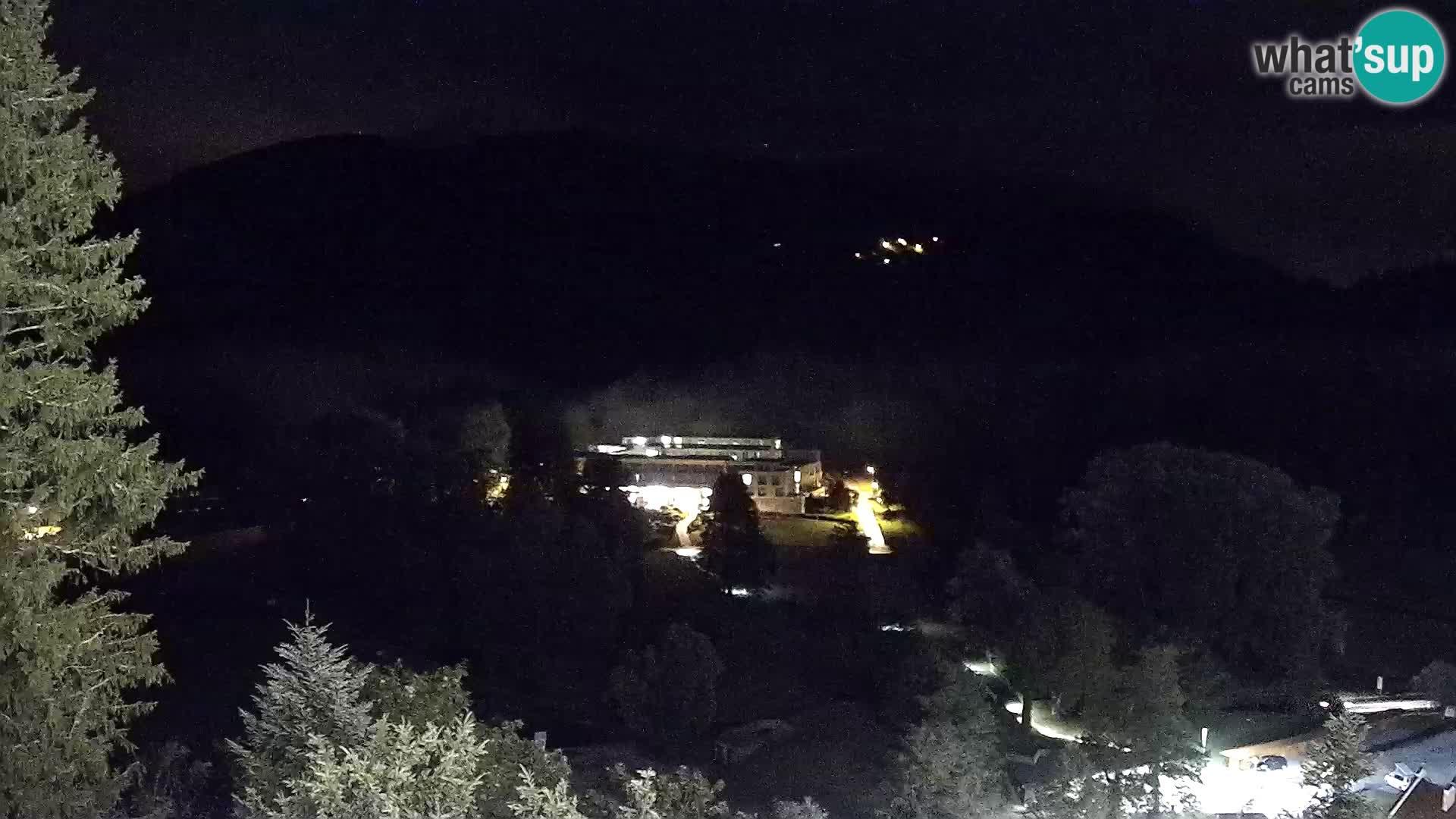 Trakošćan – pogled z dvorca