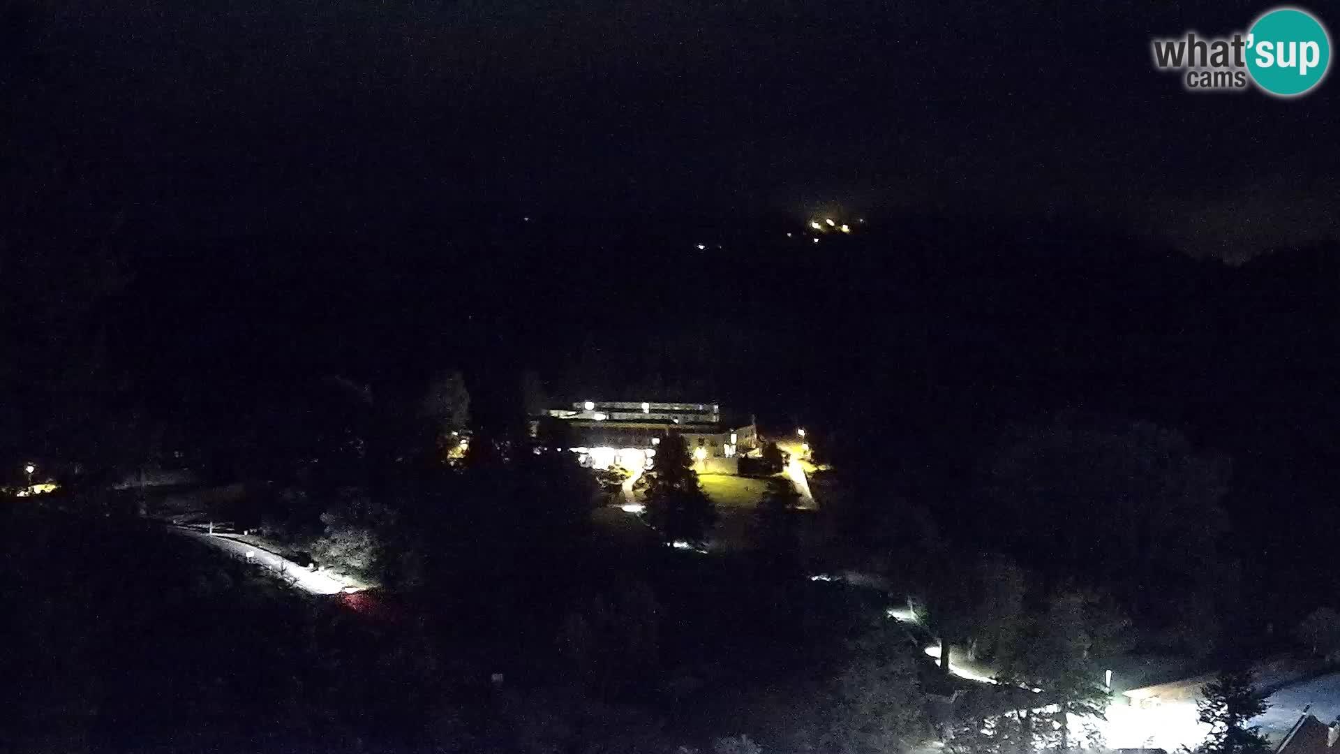 Trakošćan – pogled sa dvorca