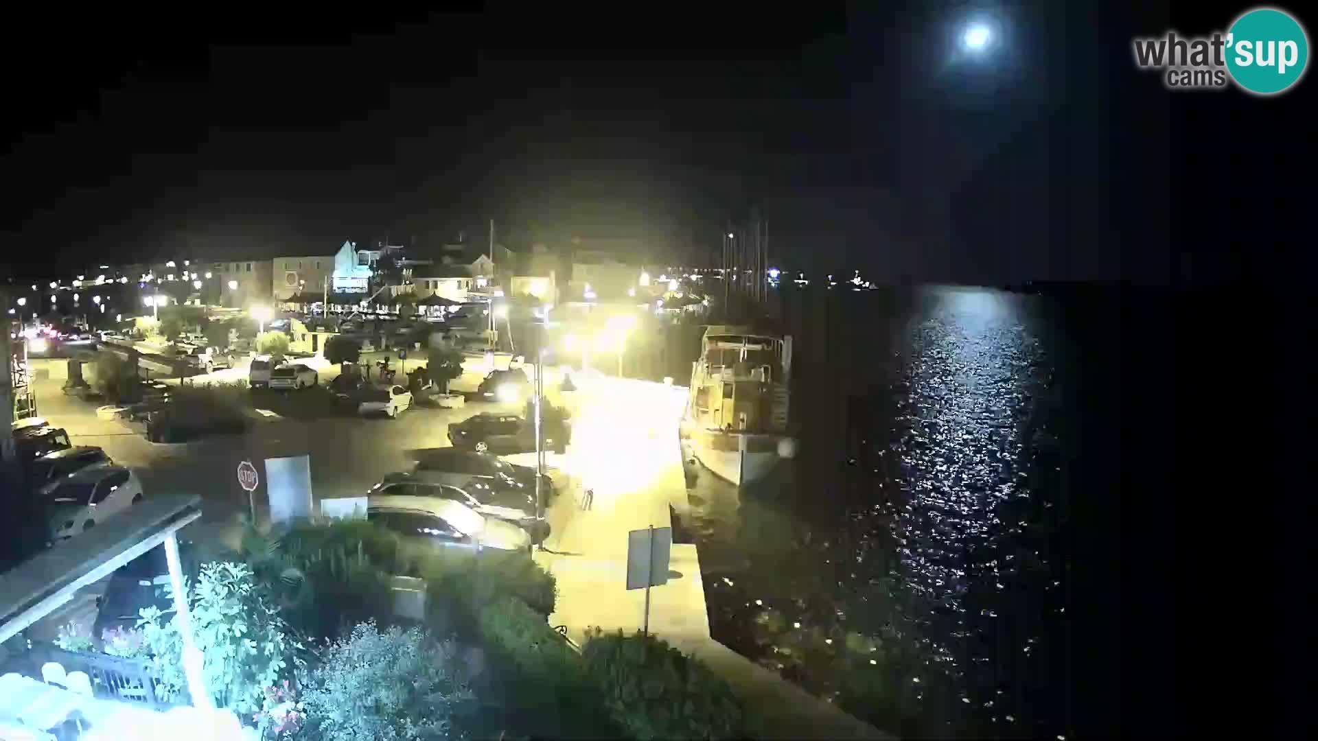 Tribunj webcam