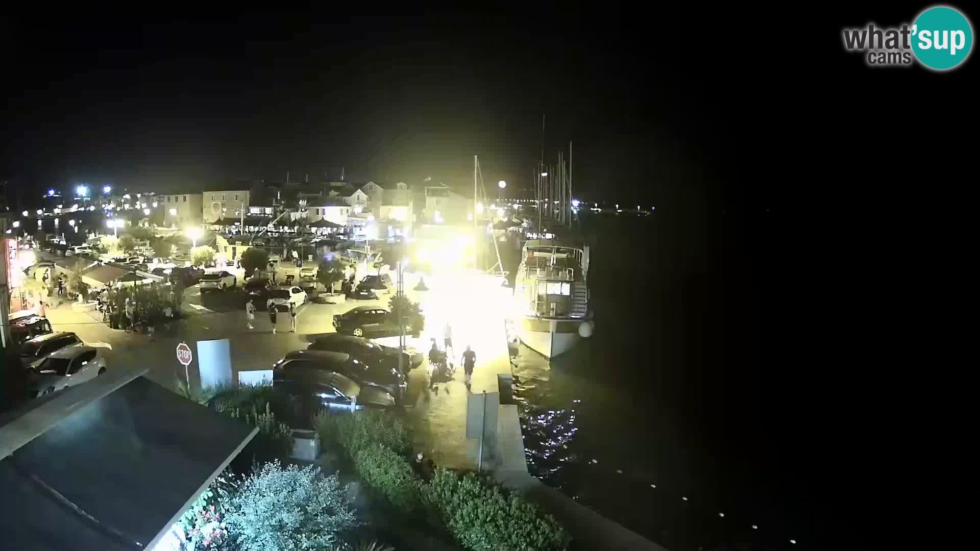 Webcam Tribunj