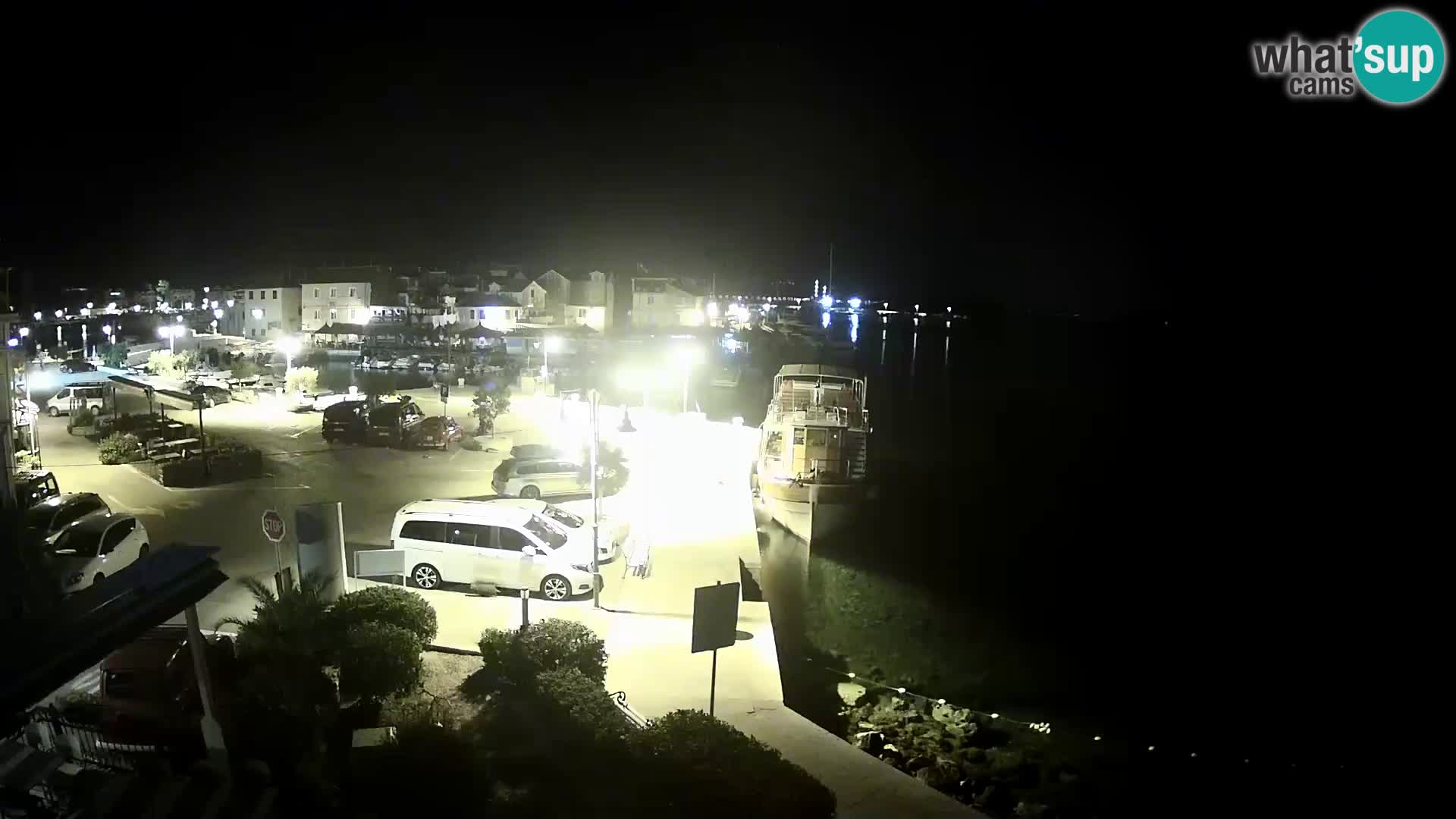 Web kamera Tribunj