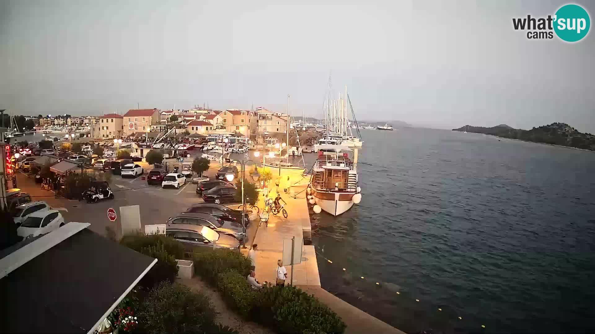 Camera en vivo Tribunj