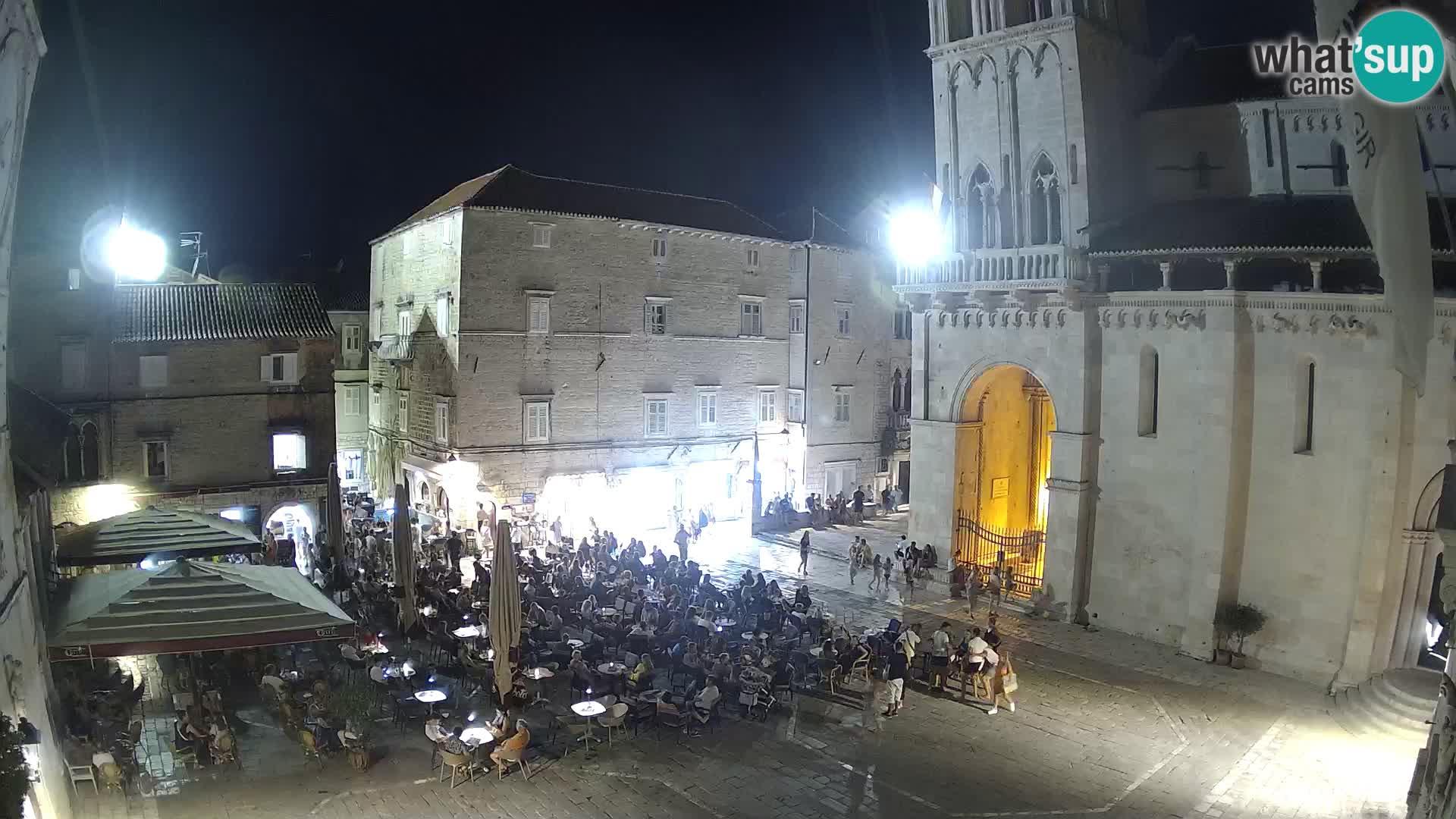 Live Webcam Trogir – Cathedral of St. Lawrence – Livecam Croatia