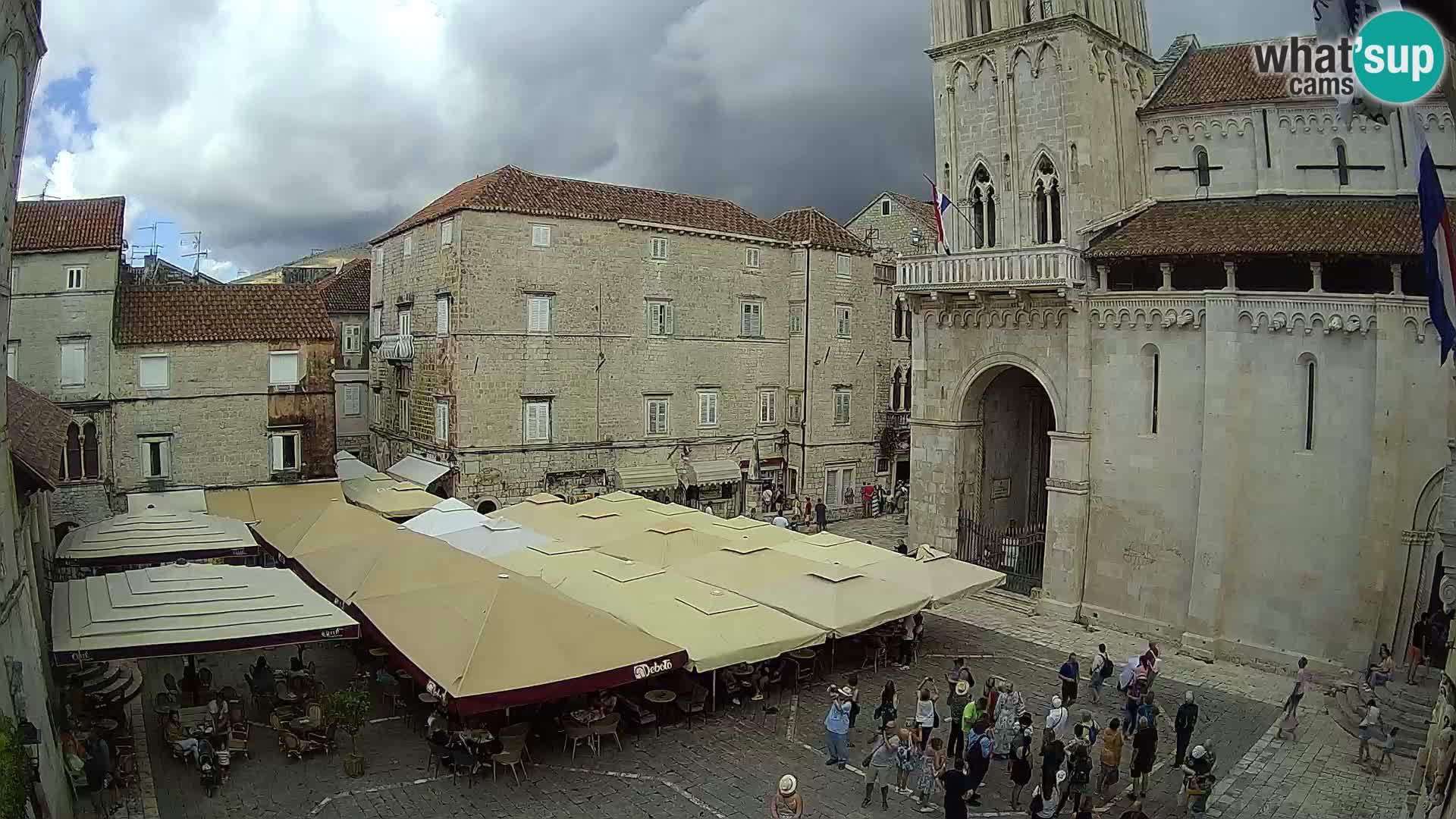 Live Webcam Traù – Trogir – Cattedrale di San Lorenzo – Livecam Croazia
