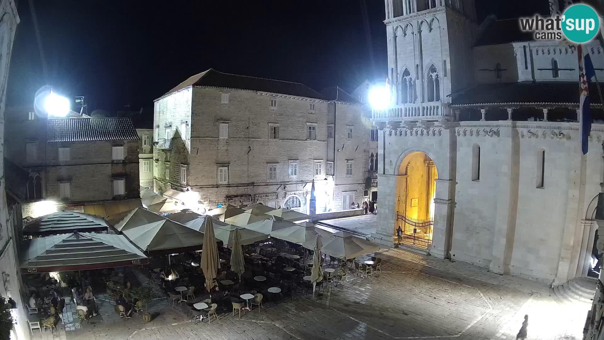 Live Webcam Trogir – Cathédrale Saint-Laurent – Livecam Croatie