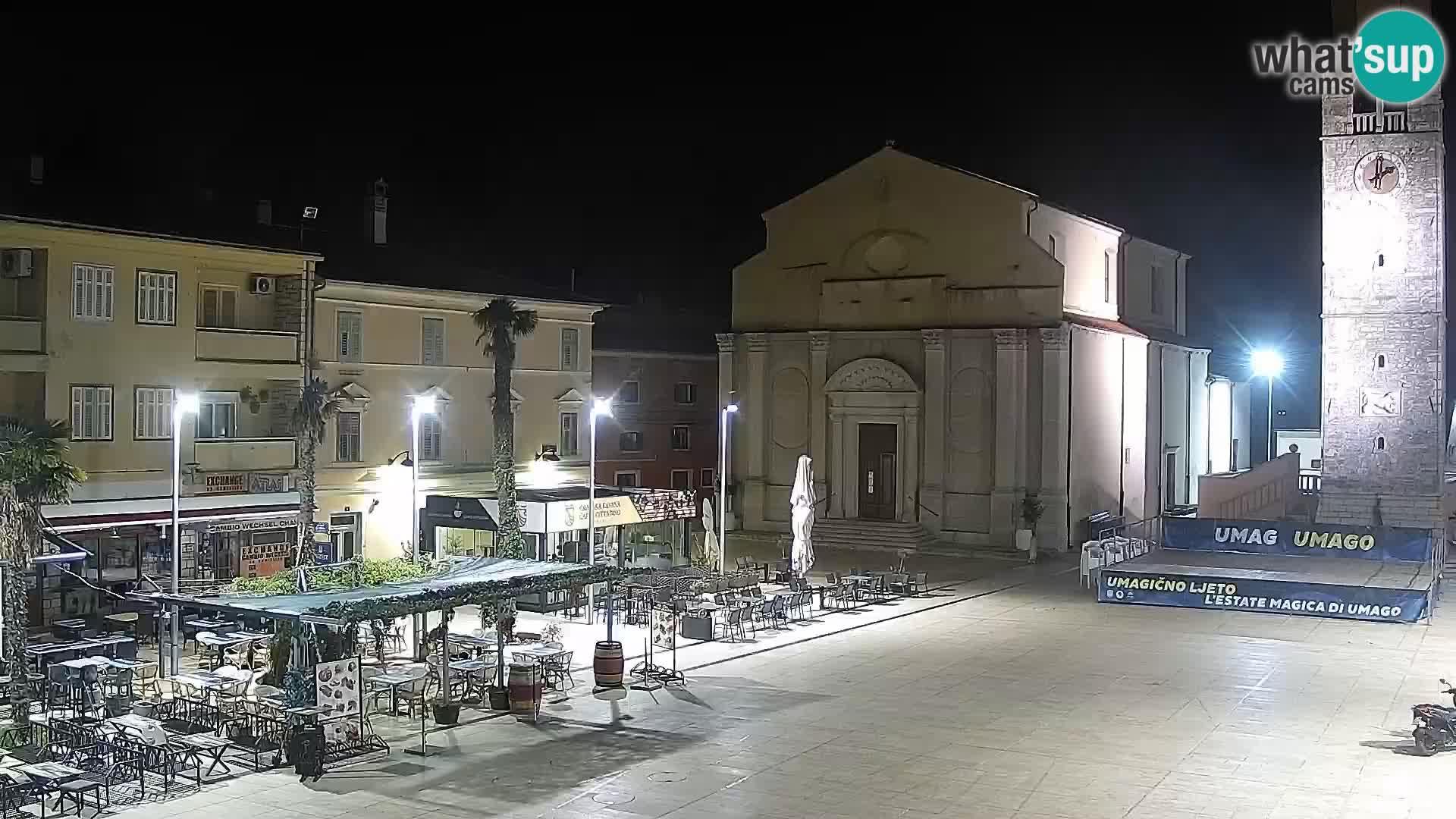 Place principale Umag livecam