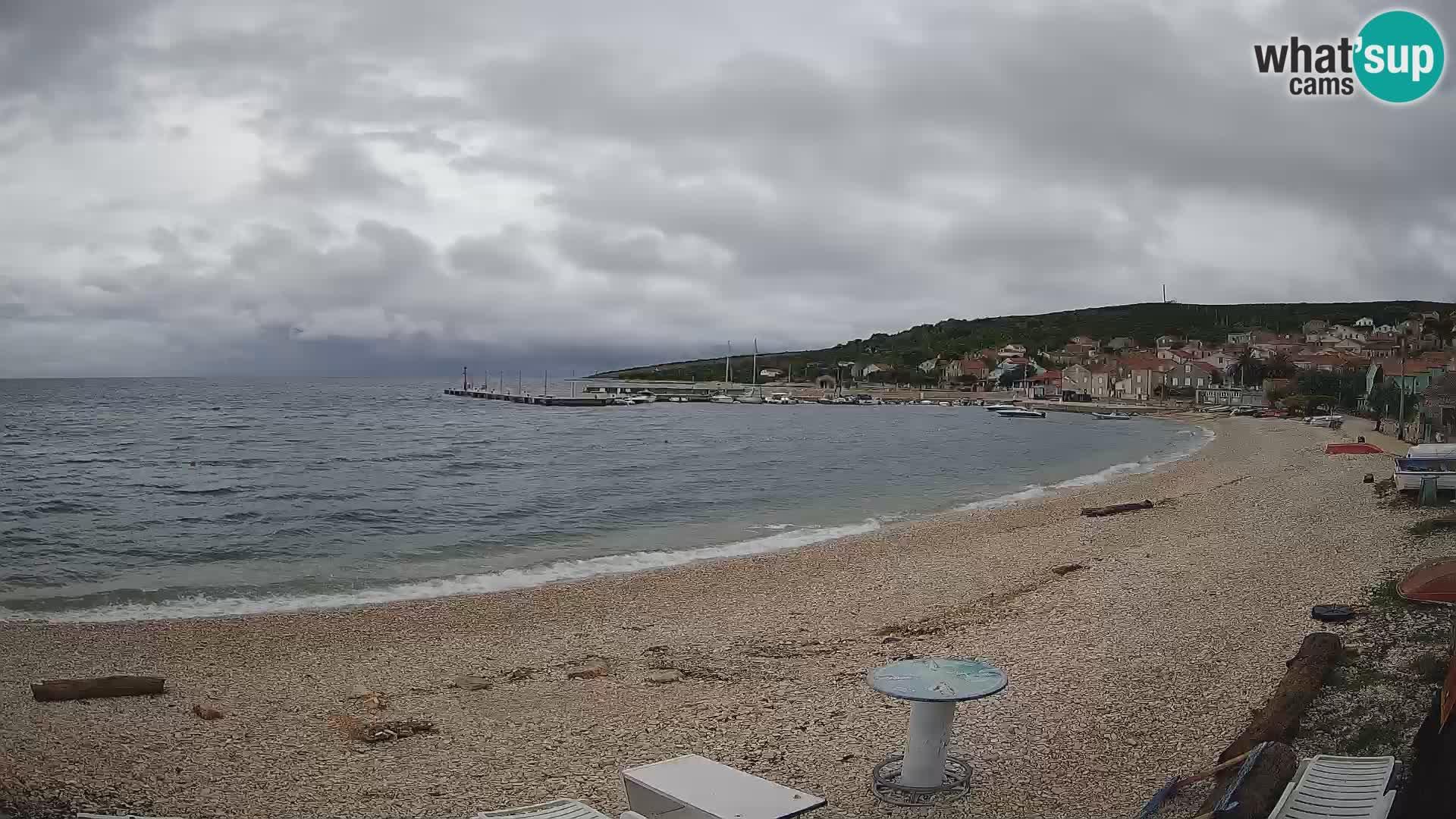 Livecam Unije – Beach