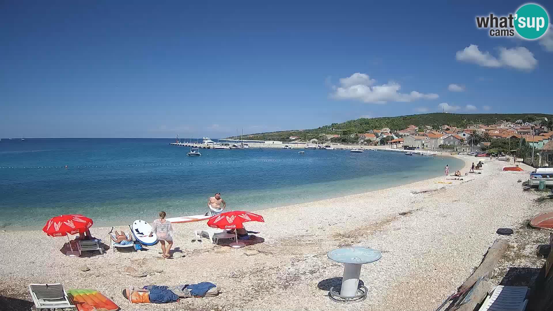 Unije strand webcam