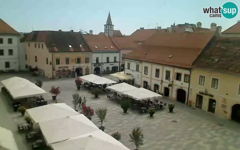 Piazza re Tomislao