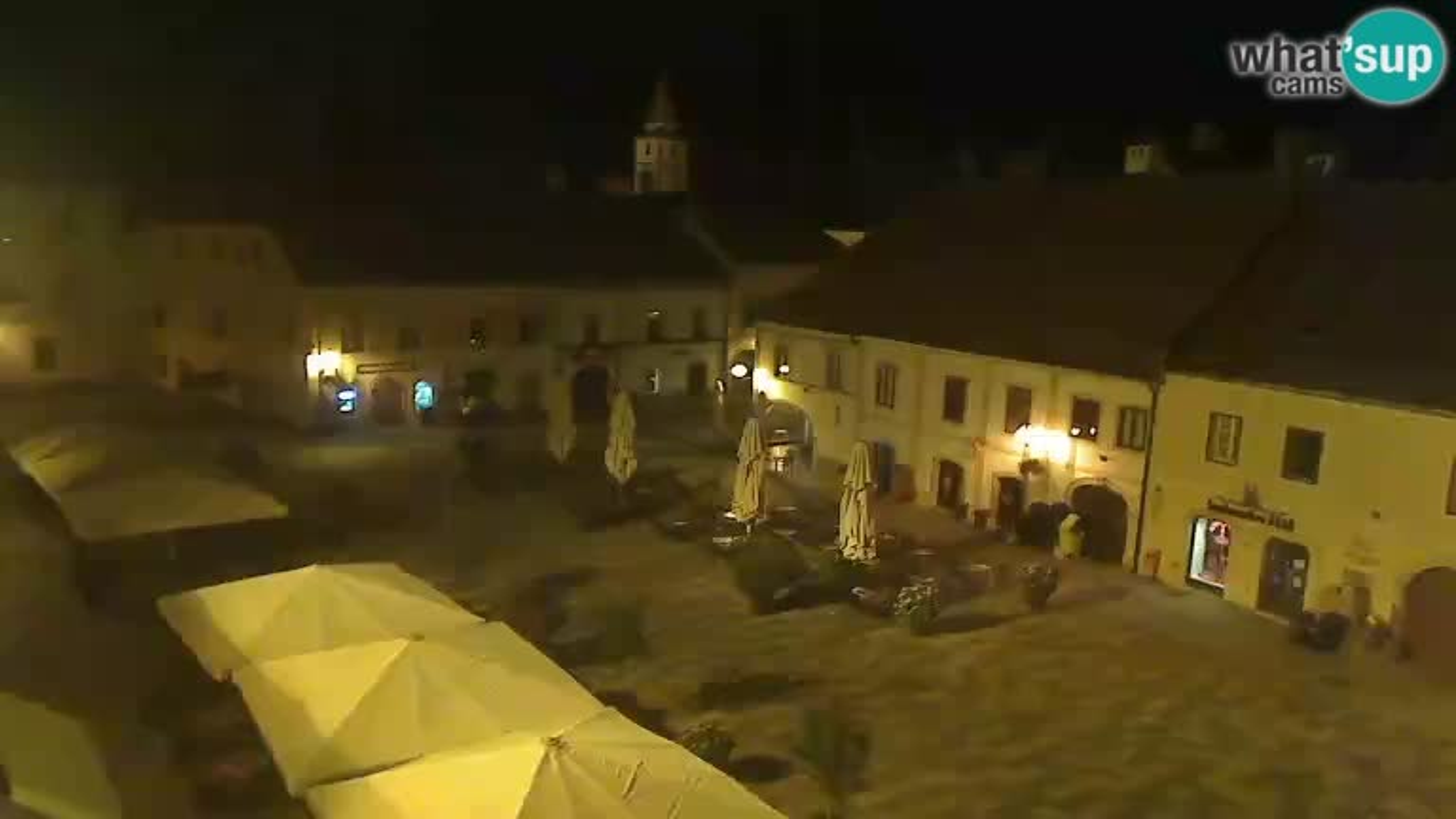 The King Tomislav square