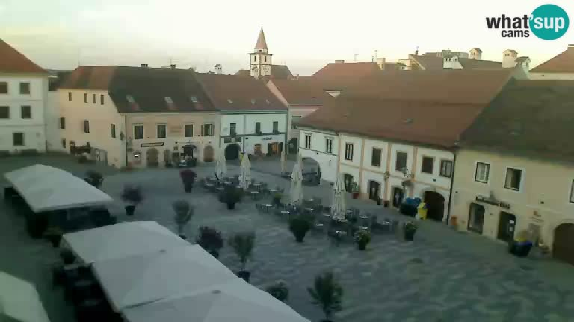 Place du roi Tomislav