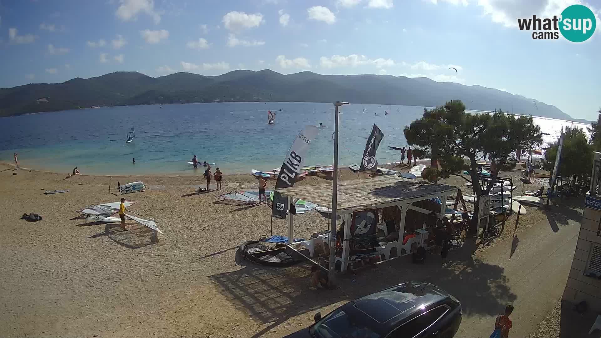 Viganj Windsurf – spiaggia