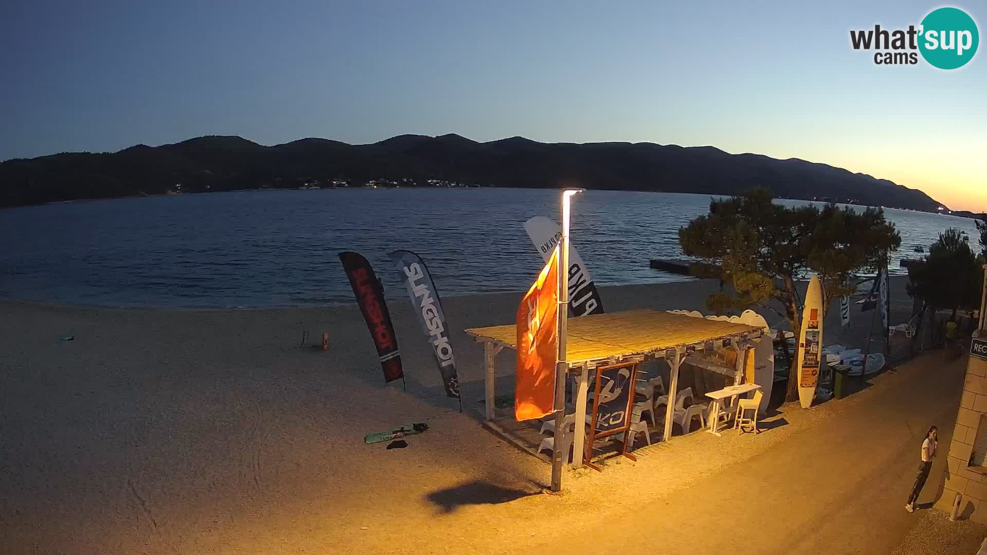Viganj Windsurf – playa