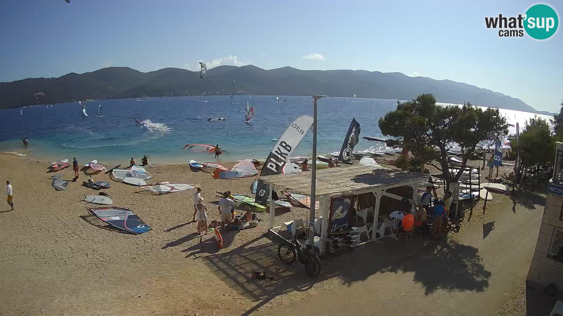 Viganj Windsurf – strand