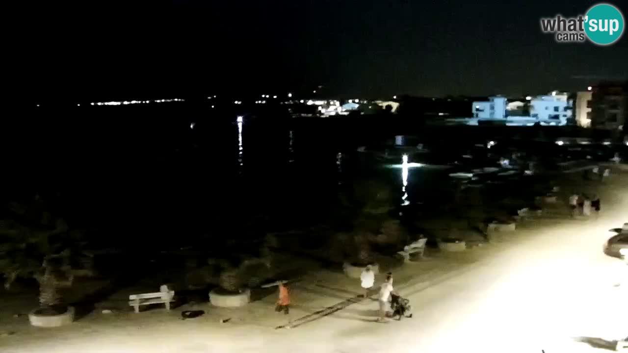 Livecam Vir beach – Dalmatia