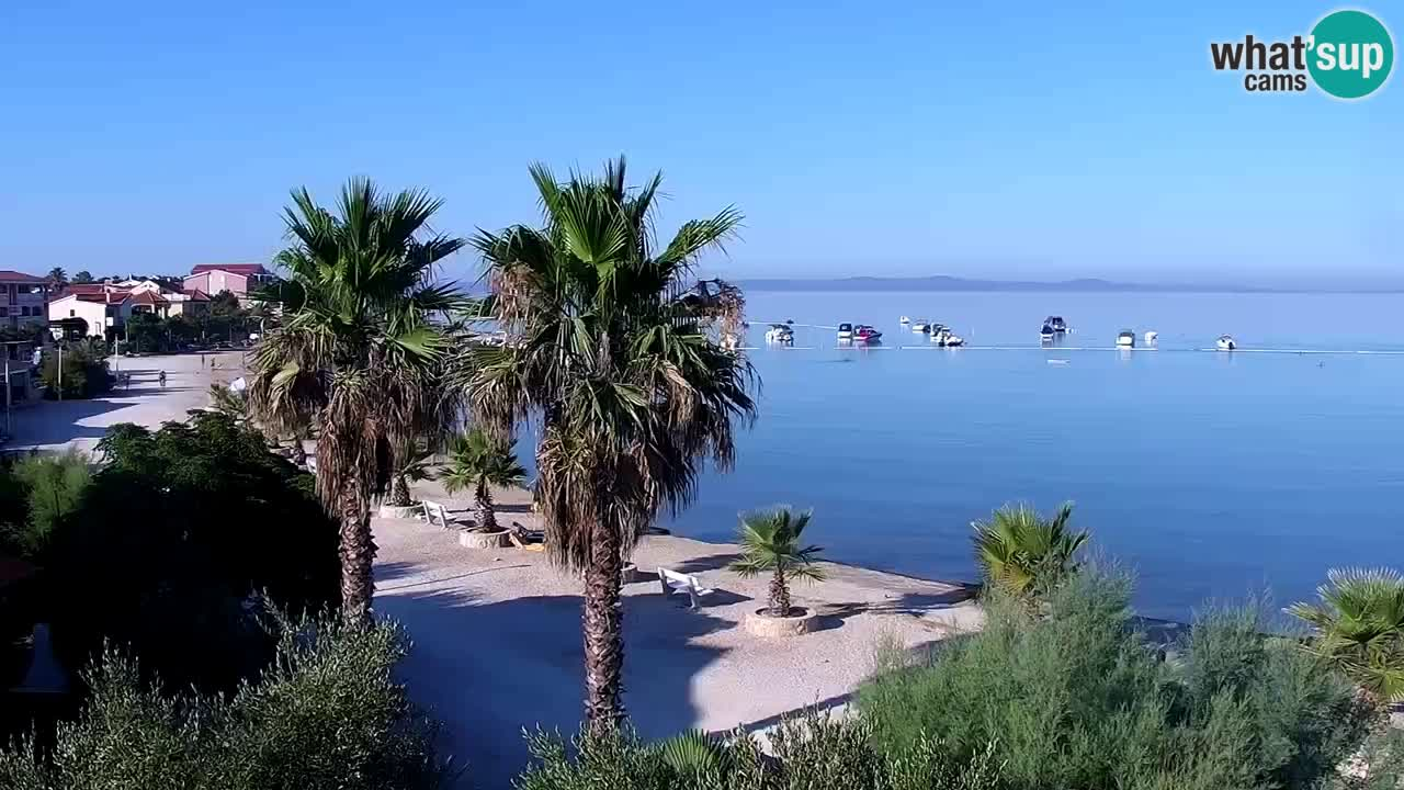 Webcam Vir – Spiaggia