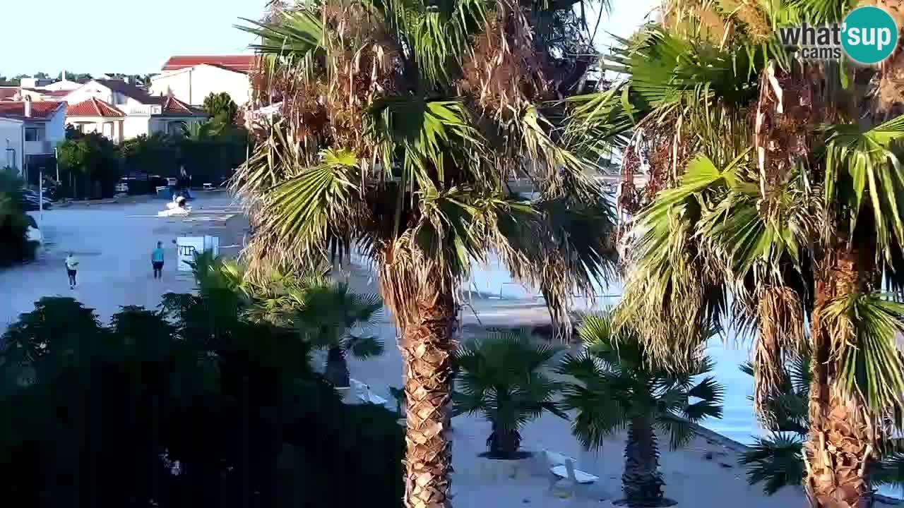Kamera v živo Vir – Plaža