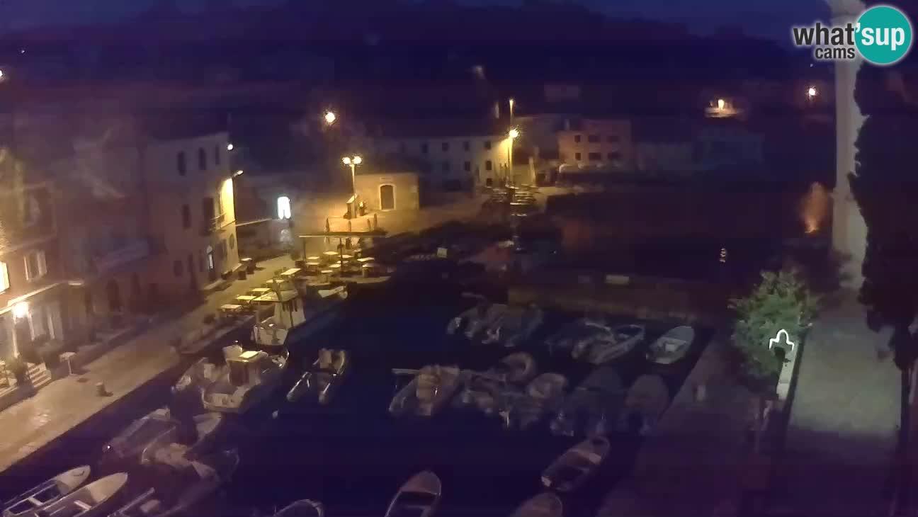 Webcam – El puerto y la bahía de Veli Lošinj