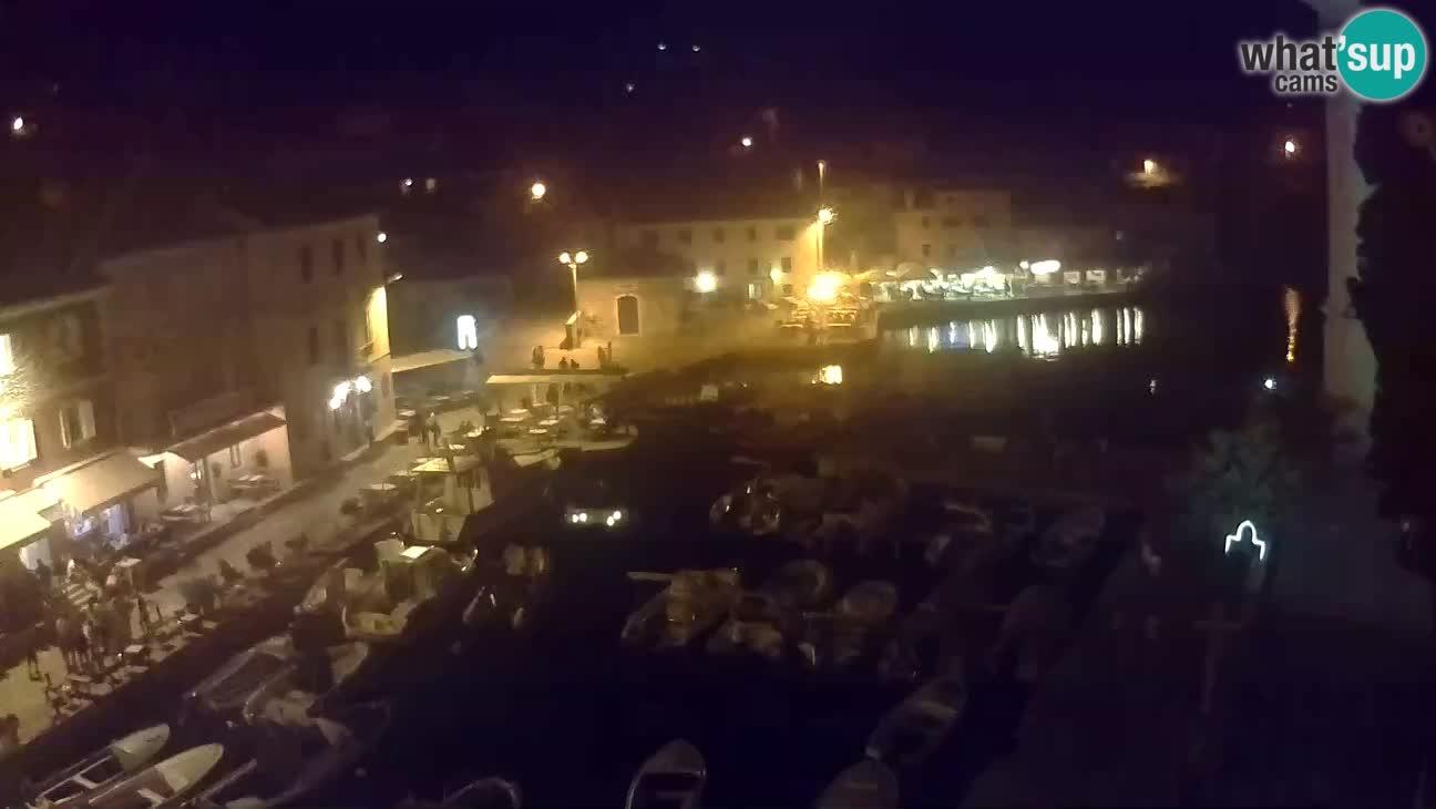 Webkamera u živo – Luka i uvala u Velom Lošinju