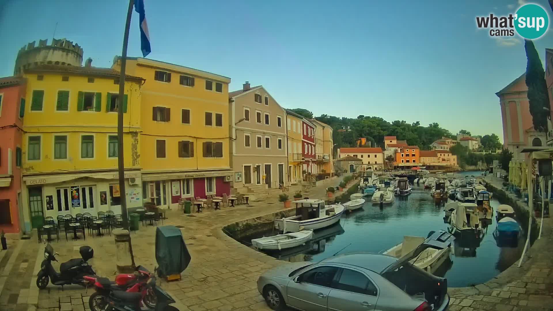 Webcam – Veli Lošinj