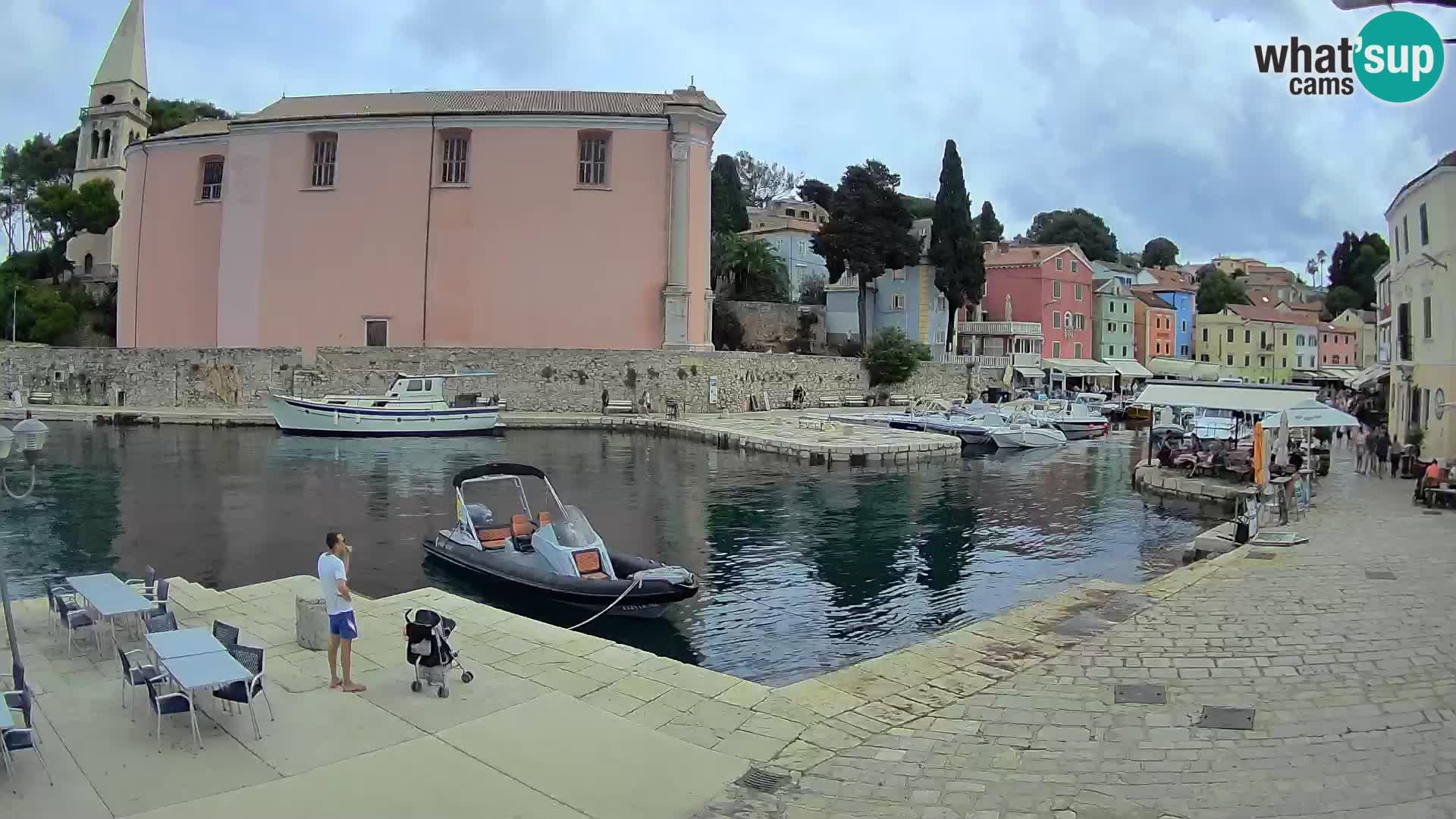 Webcam live Veli Lošinj