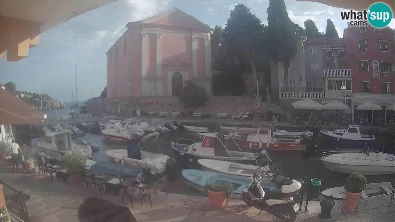 Spletna kamera Veli Lošinj – kamere v živo Lošinj