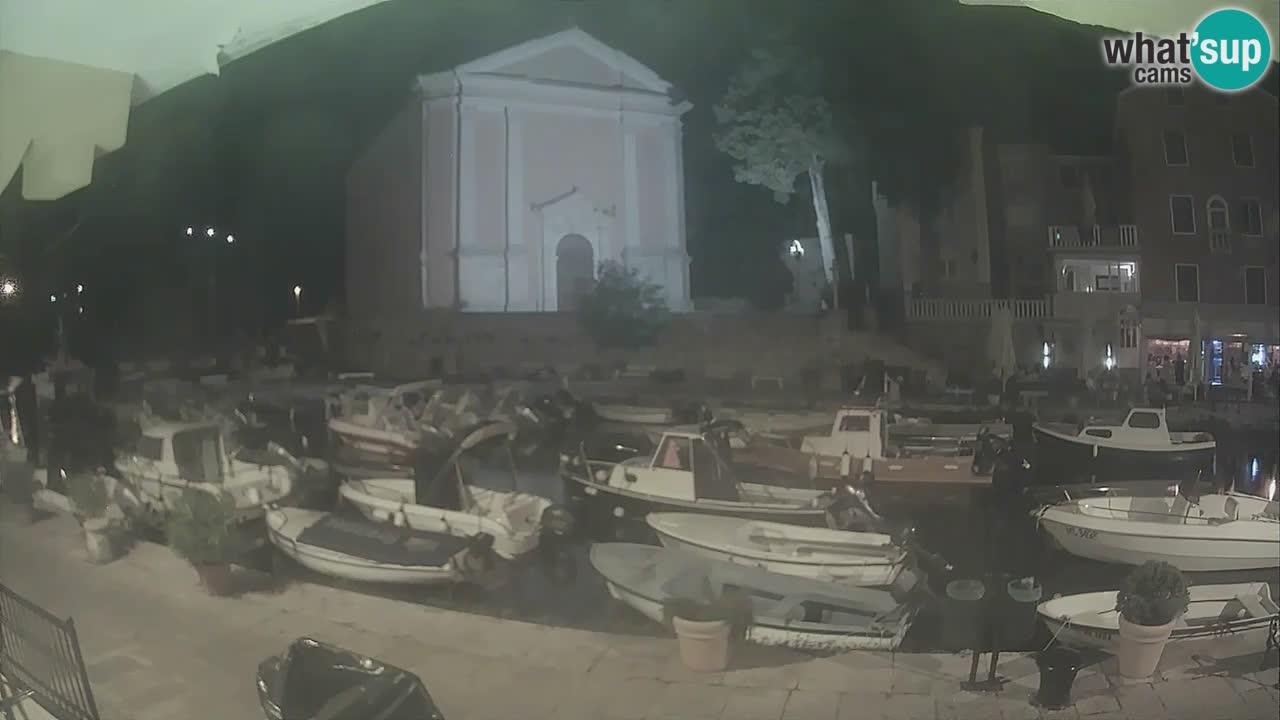 Webcam Lussingrande – Isola di Lussino