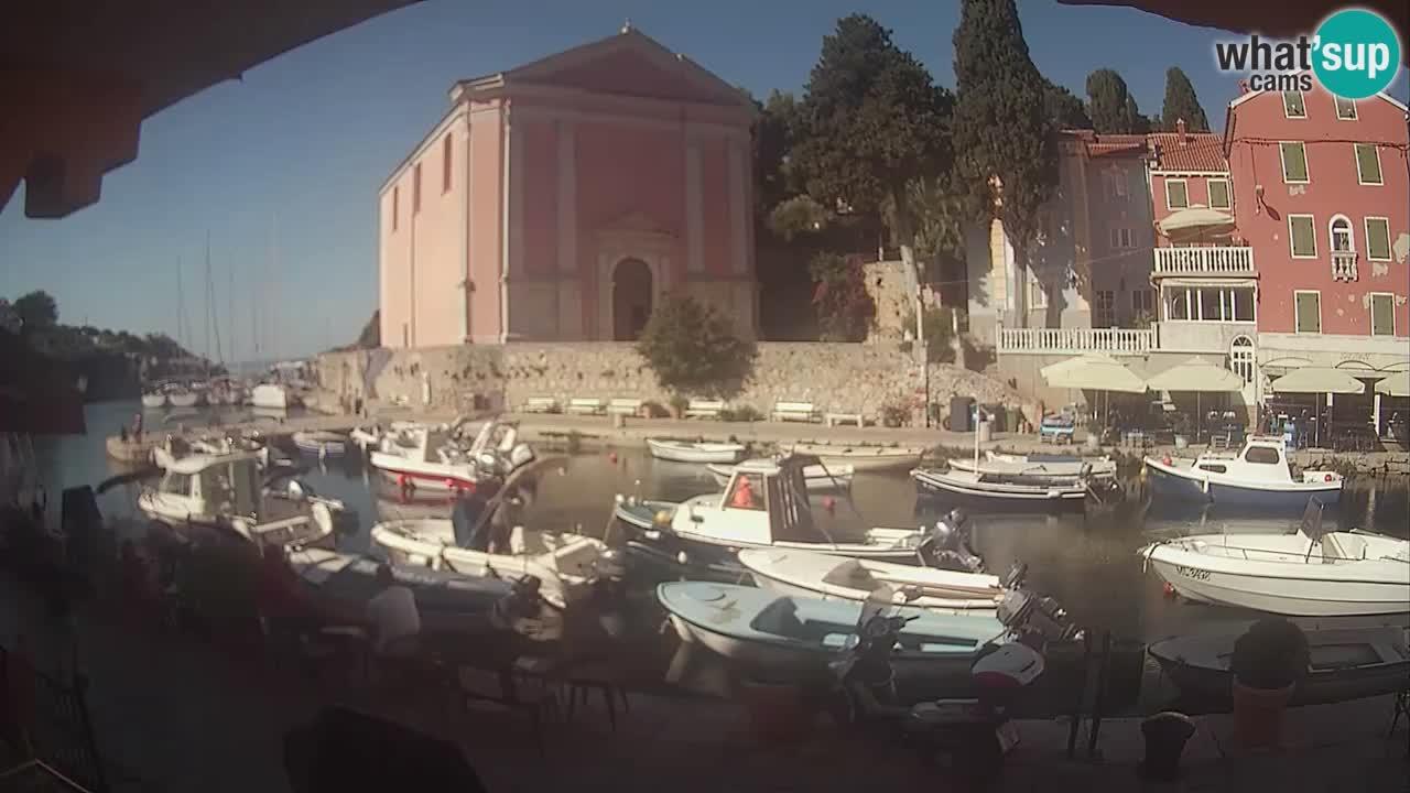 Veli Lošinj Webcam (Groß-Lötzing) – Insel Lošinj
