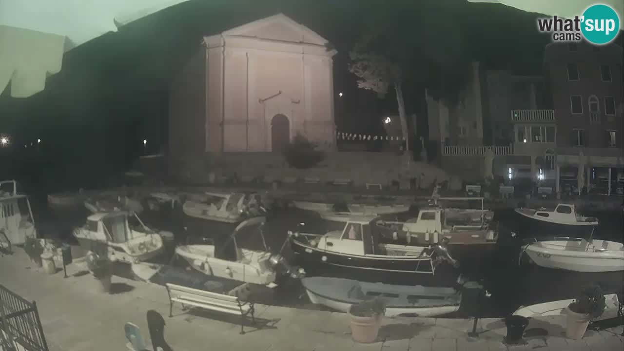 Veli Lošinj webcam Lošinj island