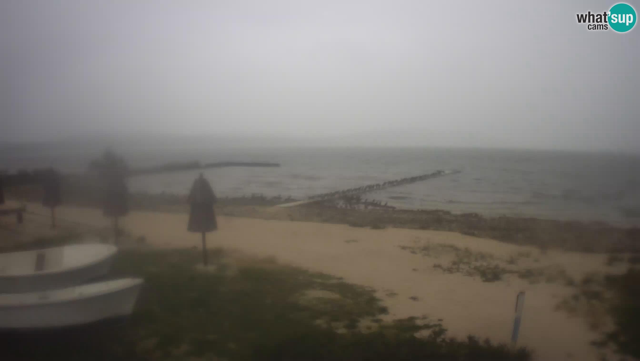 Naturpark Vransko jezero webcam