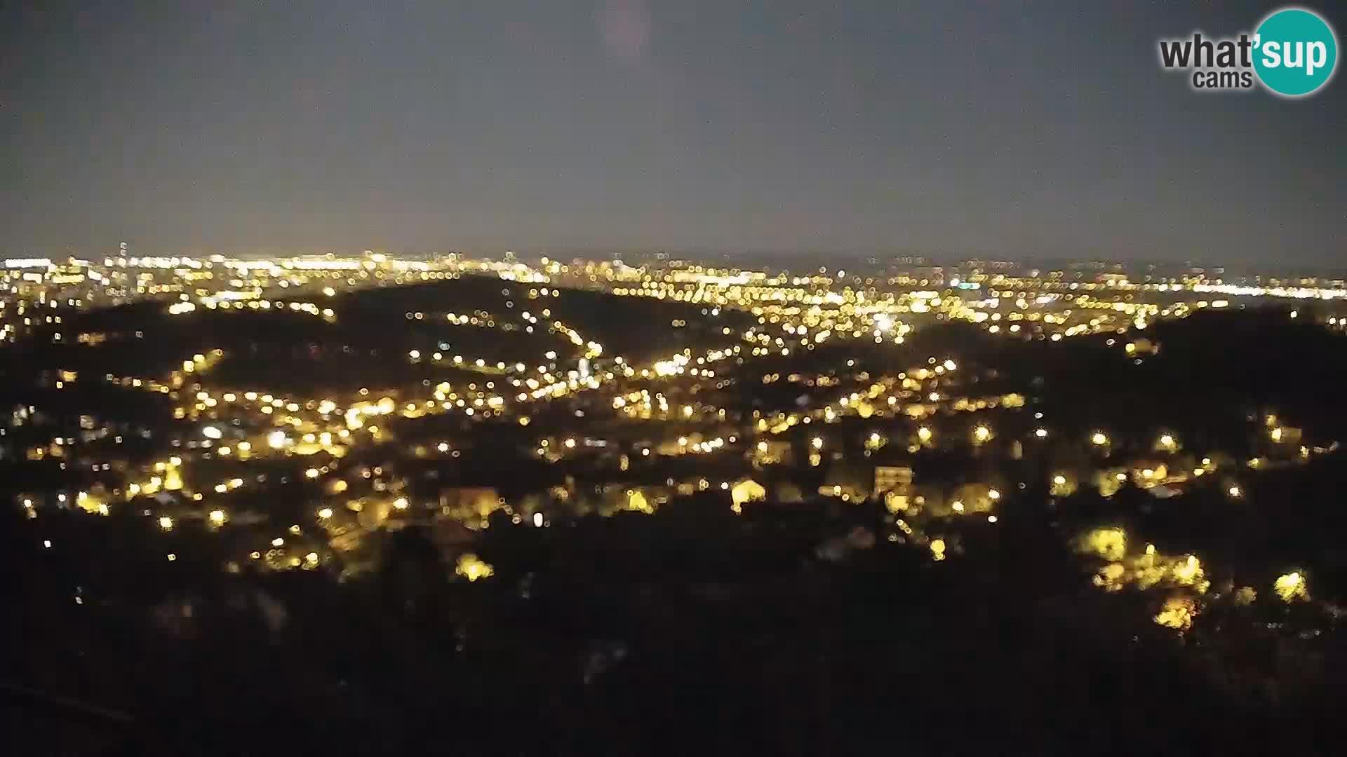 Vista panorámica de Zagreb
