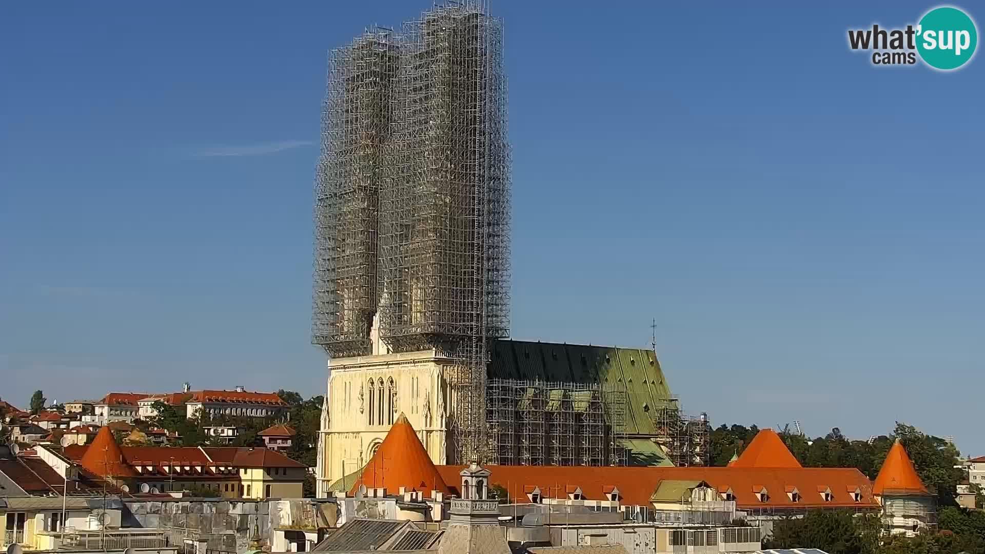 Webcam Zagreb – Plaza Ban Jelačić
