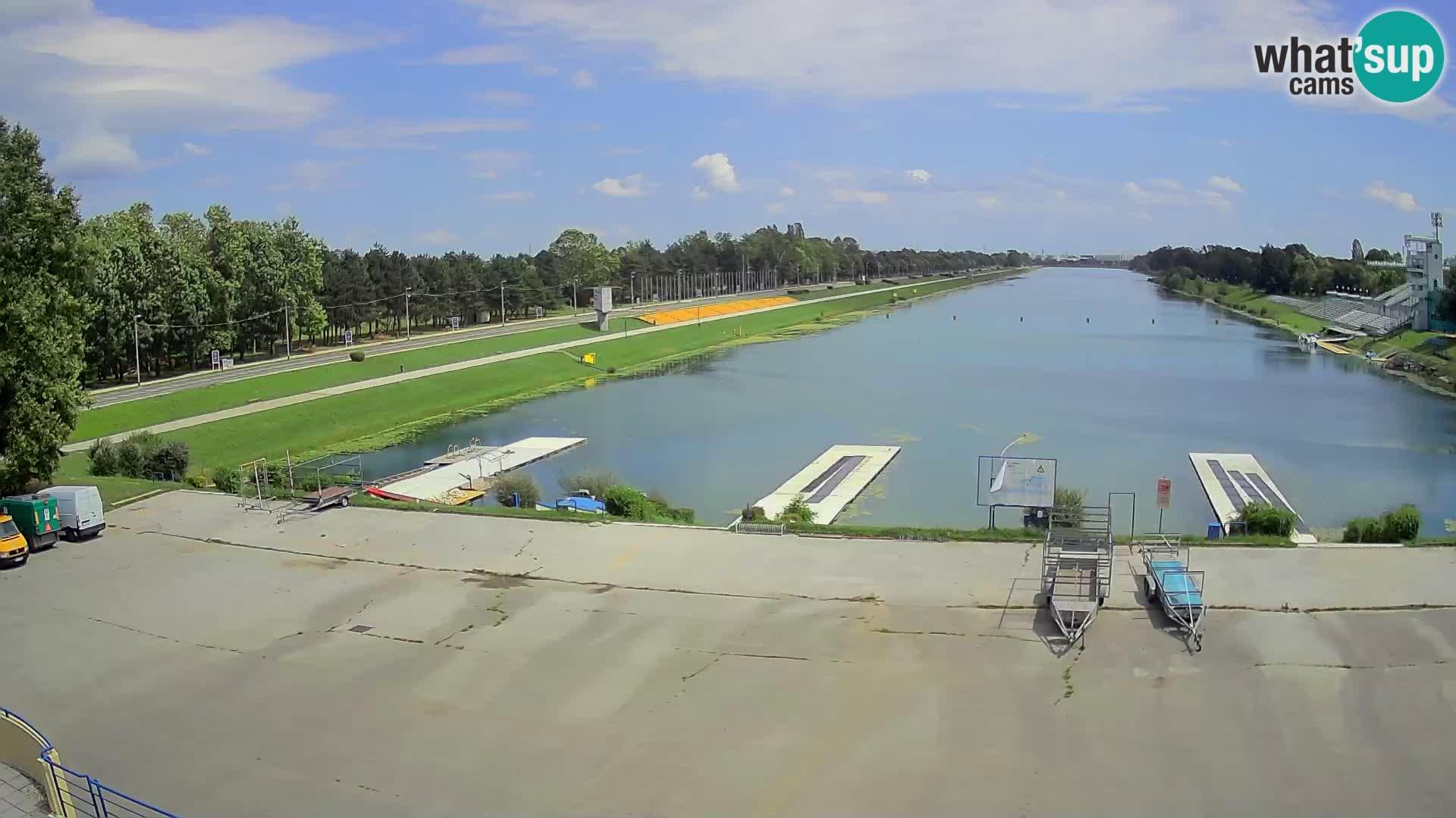 Zagabria – Lago Jarun webcam live