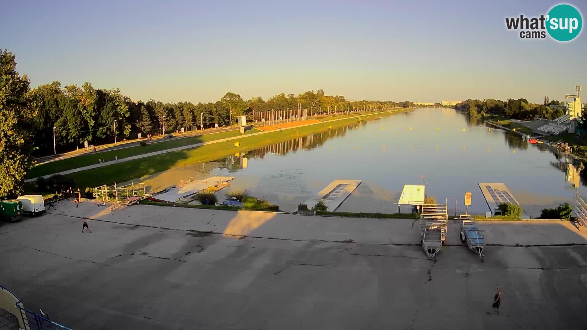 Zagreb – Jezero Jarun