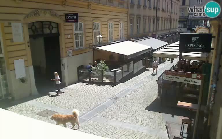 Zagreb – Tomić rue