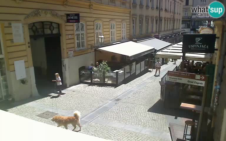 Zagreb – Tomić calle